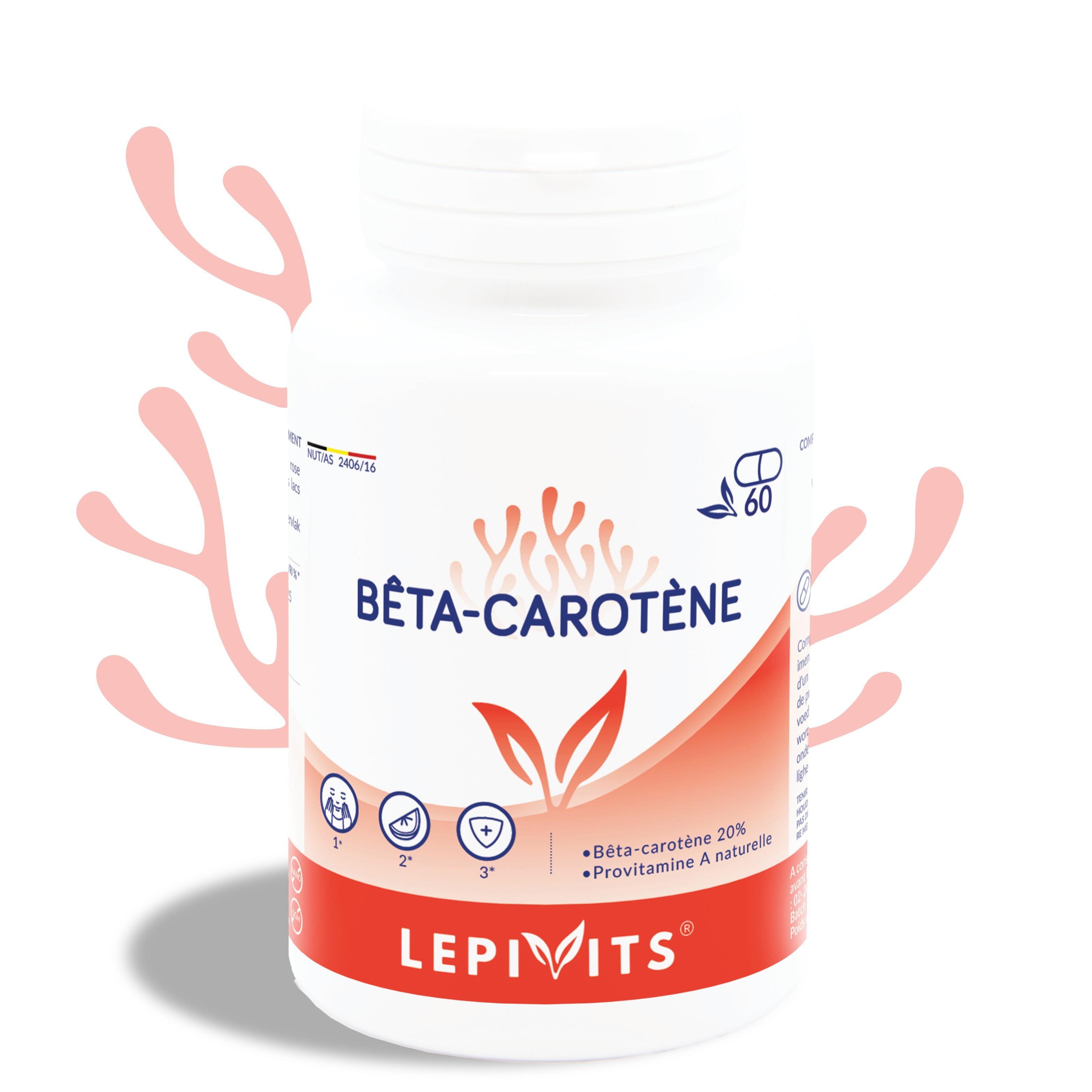 Beta-caroteen_60 V.GELS-LEPIVITS