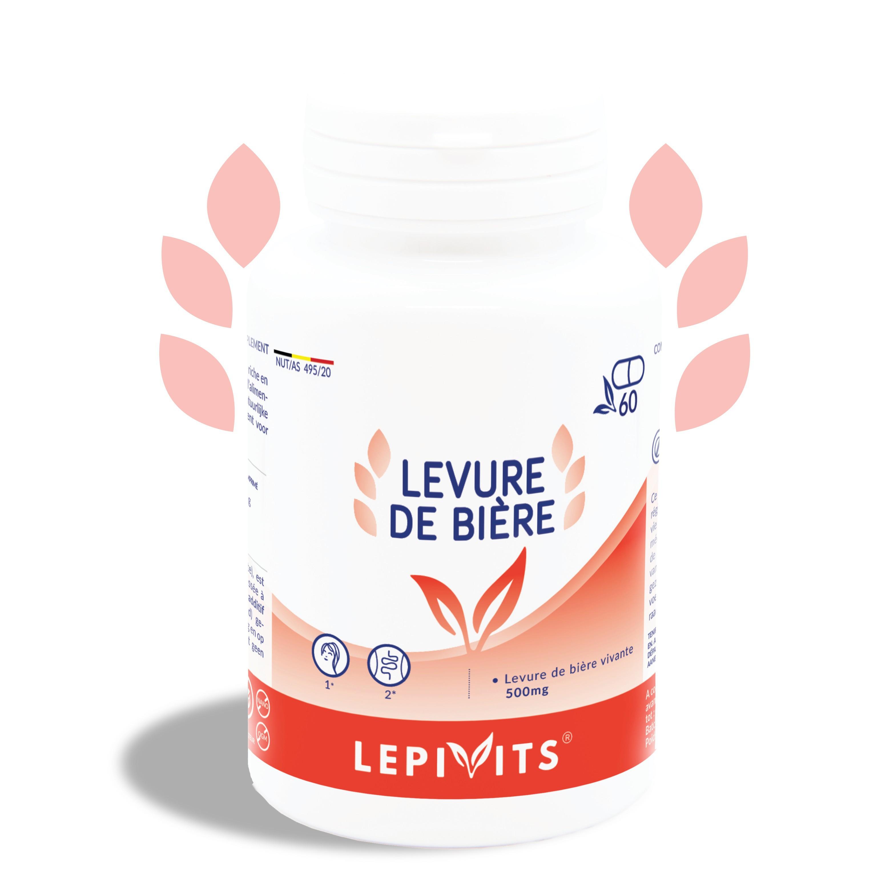 Yeast_60 V.GELS-LEPIVITS