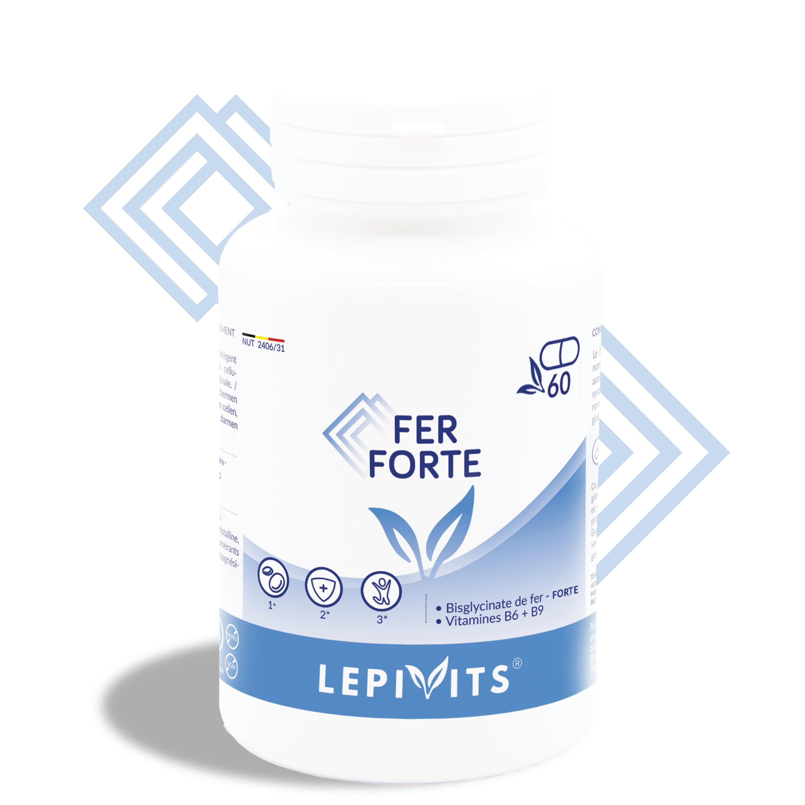 ijzer Forte_60 V.gels-LEPIVITS