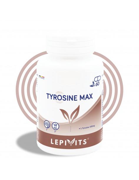 Tyrosine Max_60 V.GELS-LEPIVITS