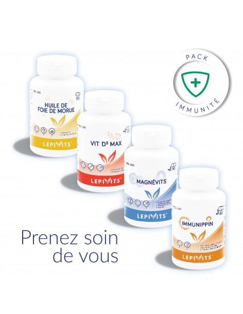 Pack Immunité LEPIVITS
