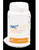 NAC+ - 60 gélules - LEPPIN