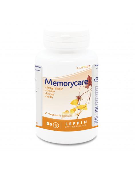 Memorycare - 60 Gels - LEPPIN