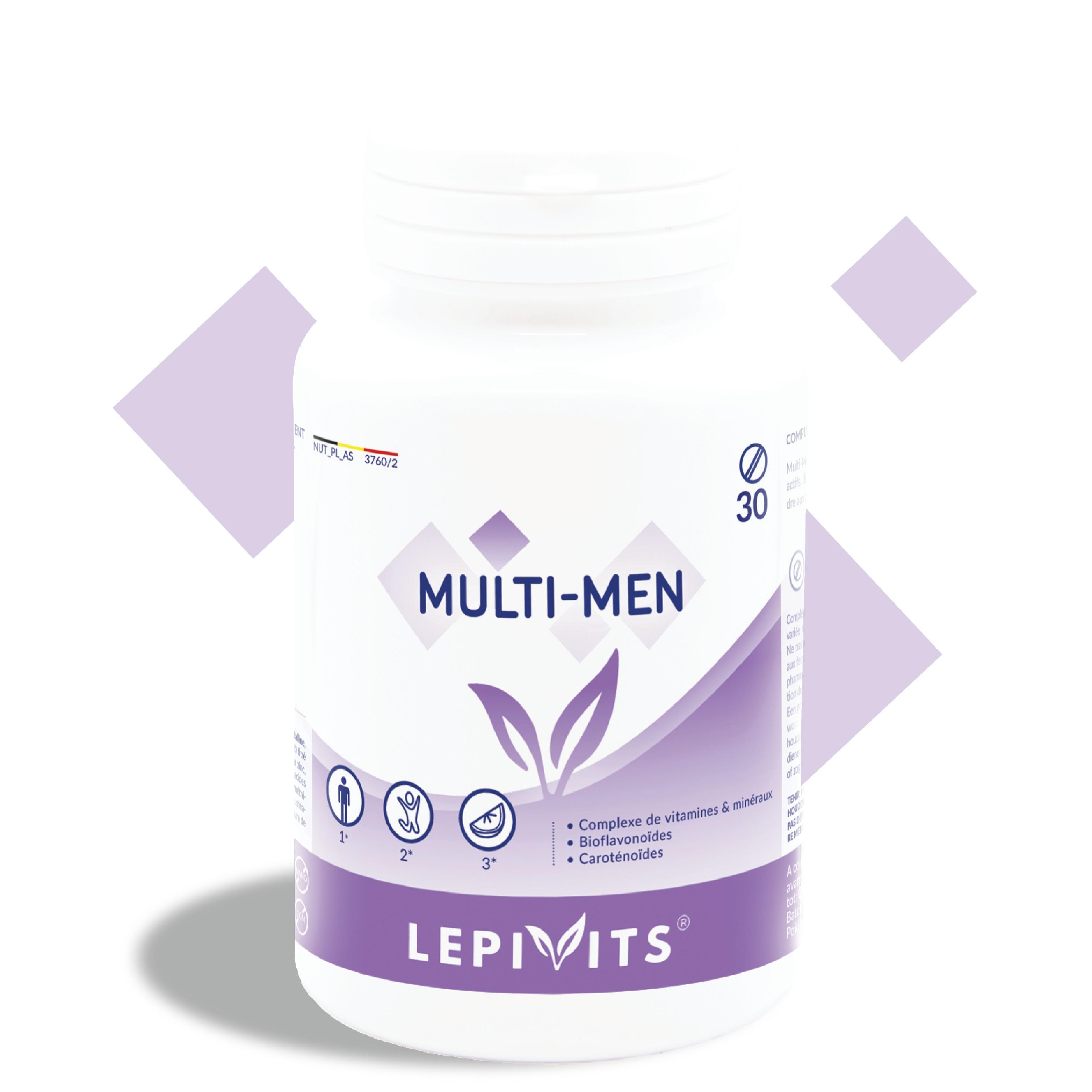 Multi-Men_30 tablets-LEPIVITS